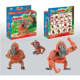 "XY1201 Конструктор ""Орангутан"""