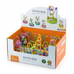 Деревянный лабиринт Viga Toys Мини (50047)