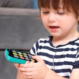 Игрушка Hola Toys Мой первый смартфон (3127-blue)