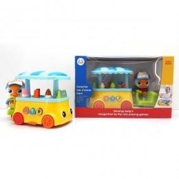 "Игрушка Huile Toys ""Тележка с мороженым"" (6101)"