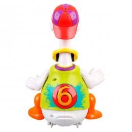Игрушка Hola Toys Танцующий гусь (828-green)
