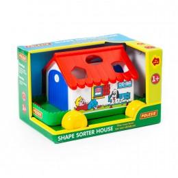 Ігровий будинок (у коробці)