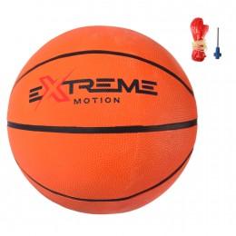 Мяч баскетбольный BB2115 (30шт) №7, резина, 520 грамм, 1 цвет
