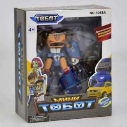 """Робот-трансформер """"Тобот"""" Tobot Дельтатрон (робот X, D, Z)"""