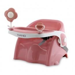 Стульчик для кормления Lorelli NANO (pink)