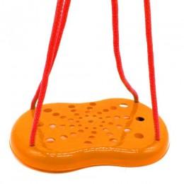 Качель-тарзанка подвесная (оранжевая) 5373