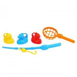 [7594] Іграшка «Набір для риболовлі ТехноК», арт.7594