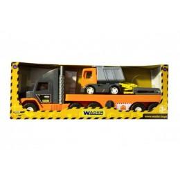 """Super Tech Truck"" с грузовиком 36710"