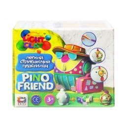 [70056] Набір легкого стрибаючого пластиліну TM Moon light clay Pino Friend Коко