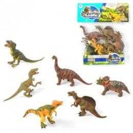 85998 [506001] Набор динозавров 2К 506001 (84/2) в кульке [Пакет]