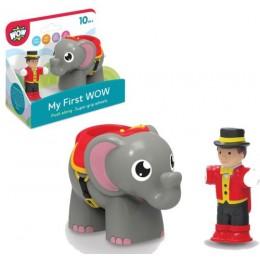 """Игровой набор """"Wow Toys: Цирковой слон"""" 10418"""