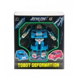 "Трансформер ""Тобот mini Х"" (голубой) 528"