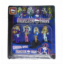 """Герои HT16162 """"Monster high"""" 4шт.лист 22*19 ш.к./336/"""