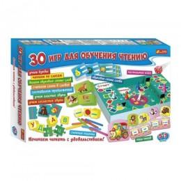 [12120112Р] 5865 Великий набір. 30 ігор для навчання читанню 12120112Р