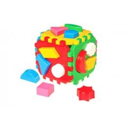 """Іграшка куб """"Розумний малюк ТехноК"""""""