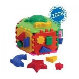 """Игрушка куб """"Умный малыш Гиппо ТехноК"""" 2445"""
