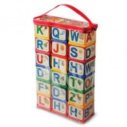 "Кубики ""English Alphabet"", 18 шт 1054"