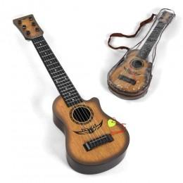 106124 [196F-2] Гитара 196 F-2 (60/2) 4 вида, в чехле [Чехол]