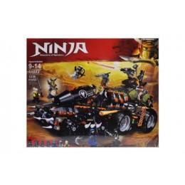 "Конструктор ""Ninja: Master of Spinjitzu"" 1236 деталей 61022"