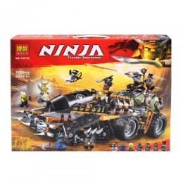 """Конструктор """"Ninja: боевой танк"""", 1230 дет 10939"""