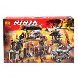 """Конструктор """"Ninja: военный лагерь"""", 1723 дет 10940"""