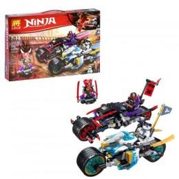 """Конструктор """"Ninja: гонки"""" (324 дет) 31116"""