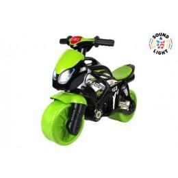"""Игрушка """"Мотоцикл"""" зеленый 6474"""
