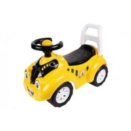 Автомобиль для прогулок Пчелка, со спинкой 7198