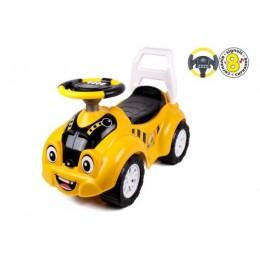 Автомобиль для прогулок Пчелка, со звуками 6689