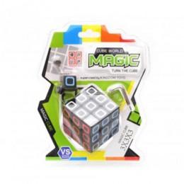 Кубик Рубика с таймером, черный 038