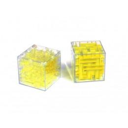 "3D головоломка ""Лабиринт"" (желтая) 1688-A"