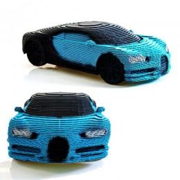 """3D пазл """"Bugatti"""""""