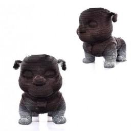 """3D пазл """"Rubble"""" ALF-024"""