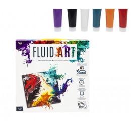 """Набор для творчества """"Fluid art"""" FA-01-03"""