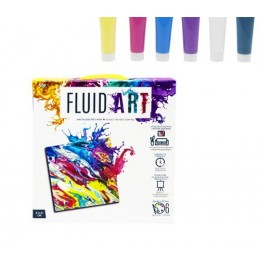 """Набор для творчества """"Fluid art"""" FA-01-04"""