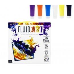 """Набор для творчества """"Fluid art"""" FA-01-01"""