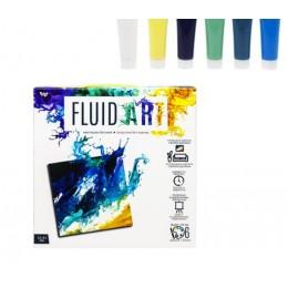"""Набор для творчества """"Fluid art"""" FA-01-02"""