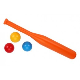 """Игровой набор """"Бейсбол"""" оранжевый 4968"""