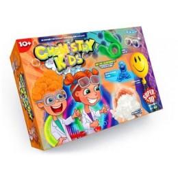"""Большой набор для опытов """"Chemistry Kids"""" (укр) CHK-01-03U"""