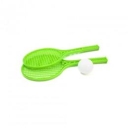 Набор для тенниса (салатовый) 325
