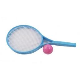 Детский набор для игры в теннис ТехноК (синий) 2957