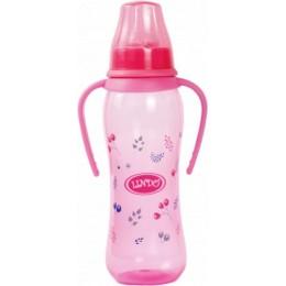 Бутылочка для кормления (розовый) LI 135