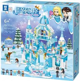 """Конструктор """"Замок Frozen"""" 801 дет QL1143"""