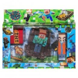 "Герои ""Minecraft"", вид 2 J17"