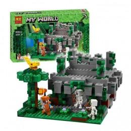 """Конструктор """"Minecraft"""", 604 дет 10623"""