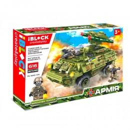 Конструктор IBLOCK Армия 616 дет 920-174 PL