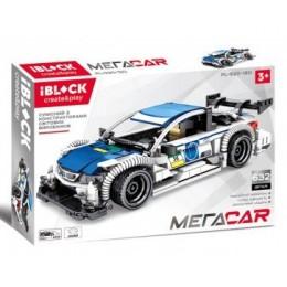 Конструктор Iblock машинка Mega Car 632 дет PL-920-150