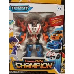 Робот трансформер Тобот Tobot «Champion» 529