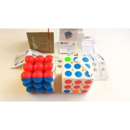 Набор для Логики 2 в 1 Кубики Рубики головоломка