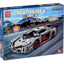 """Конструктор 13110 (12) """"Авто-конструктор"""", 1170 деталей, в коробке"""